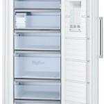 Bosch GSN54AW40 Gefrierschrank / A+++ / Gefrieren: 323 L / Weiß / NoFrost / digitale Temperaturanzeige
